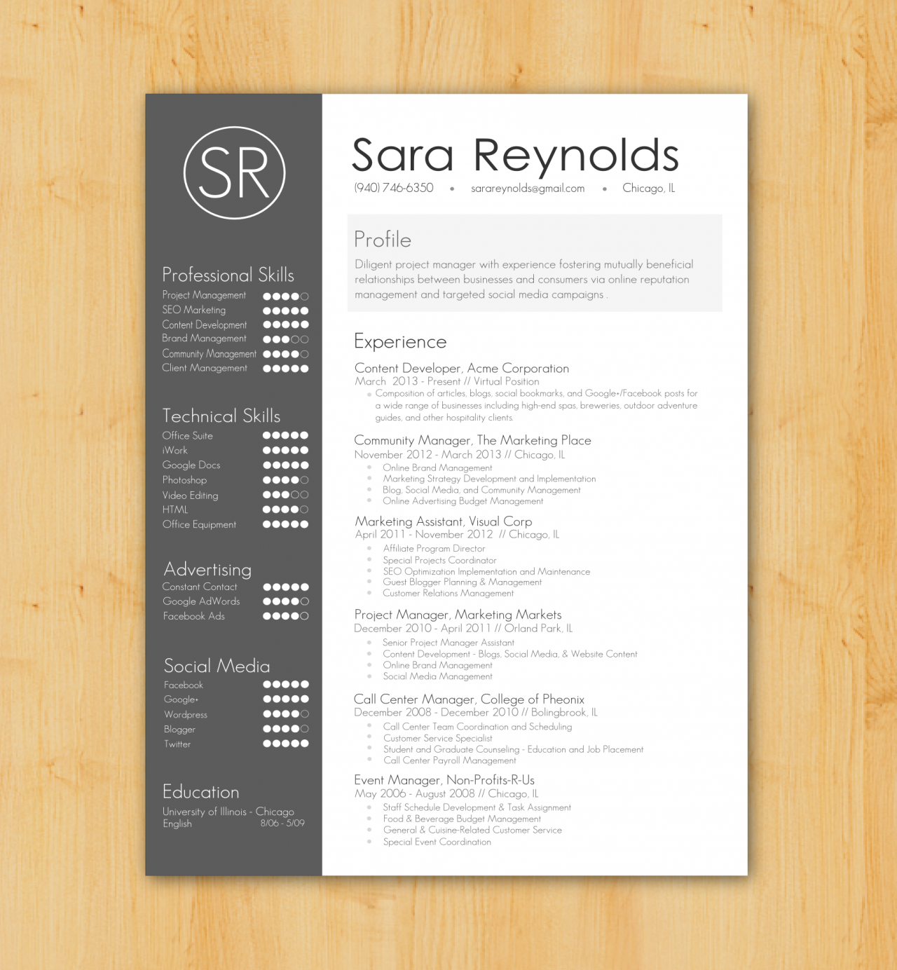 custom resume writing  u0026 design on luulla