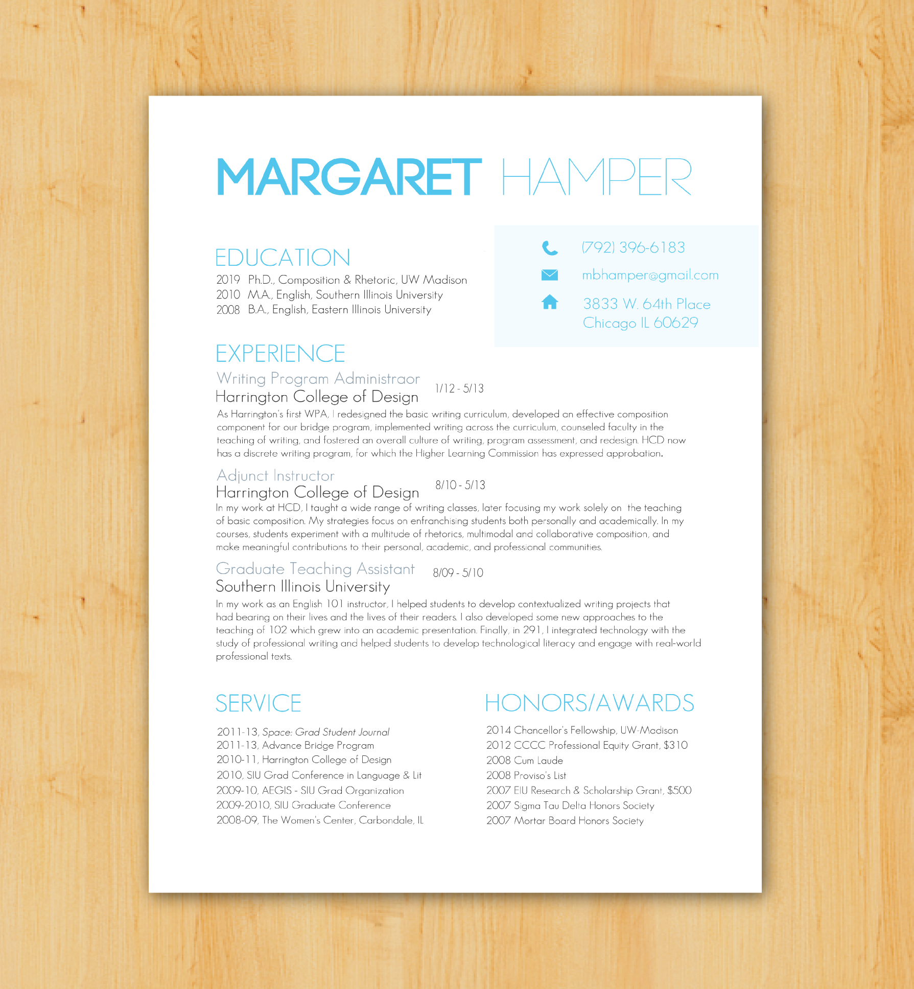 Pricing. Resume Writing Cost